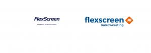 nieuw logo flexscreen