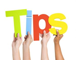 tips narrowcasting presentatie