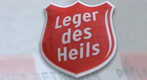 Logo leger de heils
